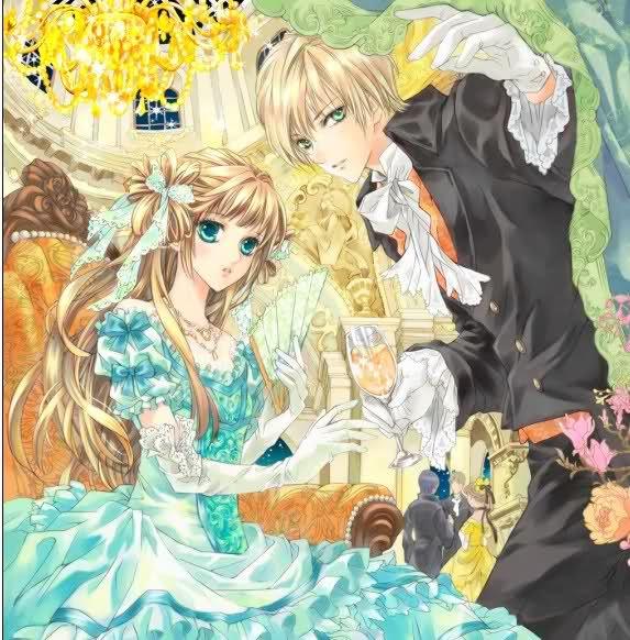 A Kiss For My Prince Manga Co Gai Phim Hoạt Hinh Anime Va Hinh ảnh