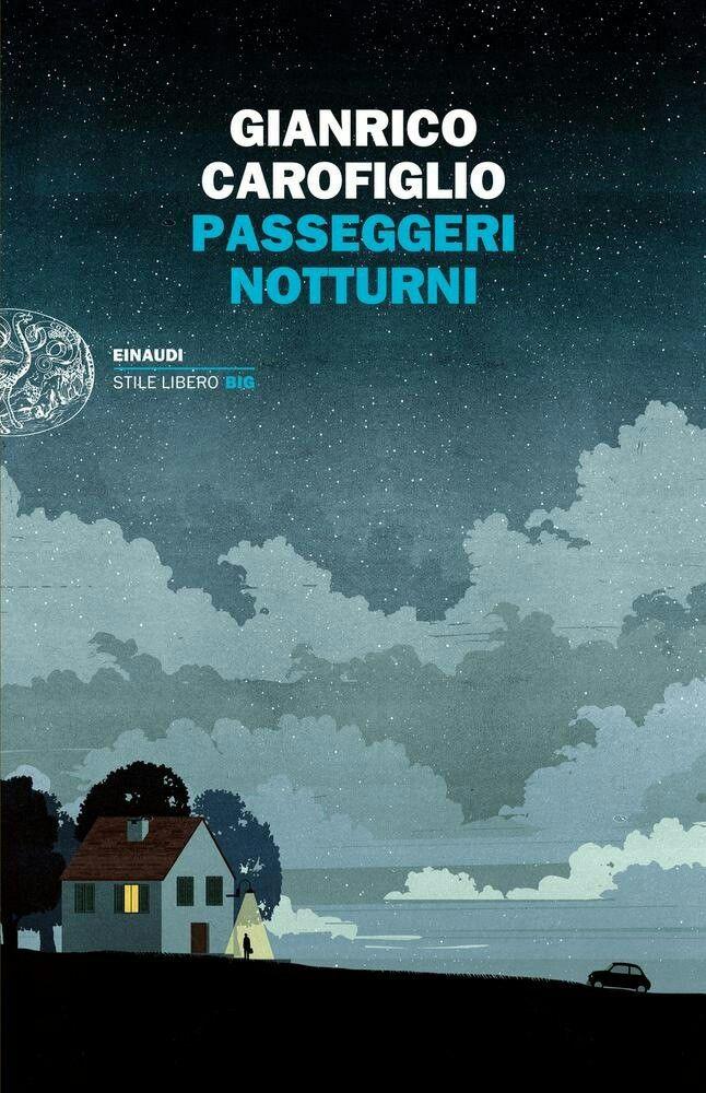 Gianrico Carofiglio.  Passeggeri notturni.