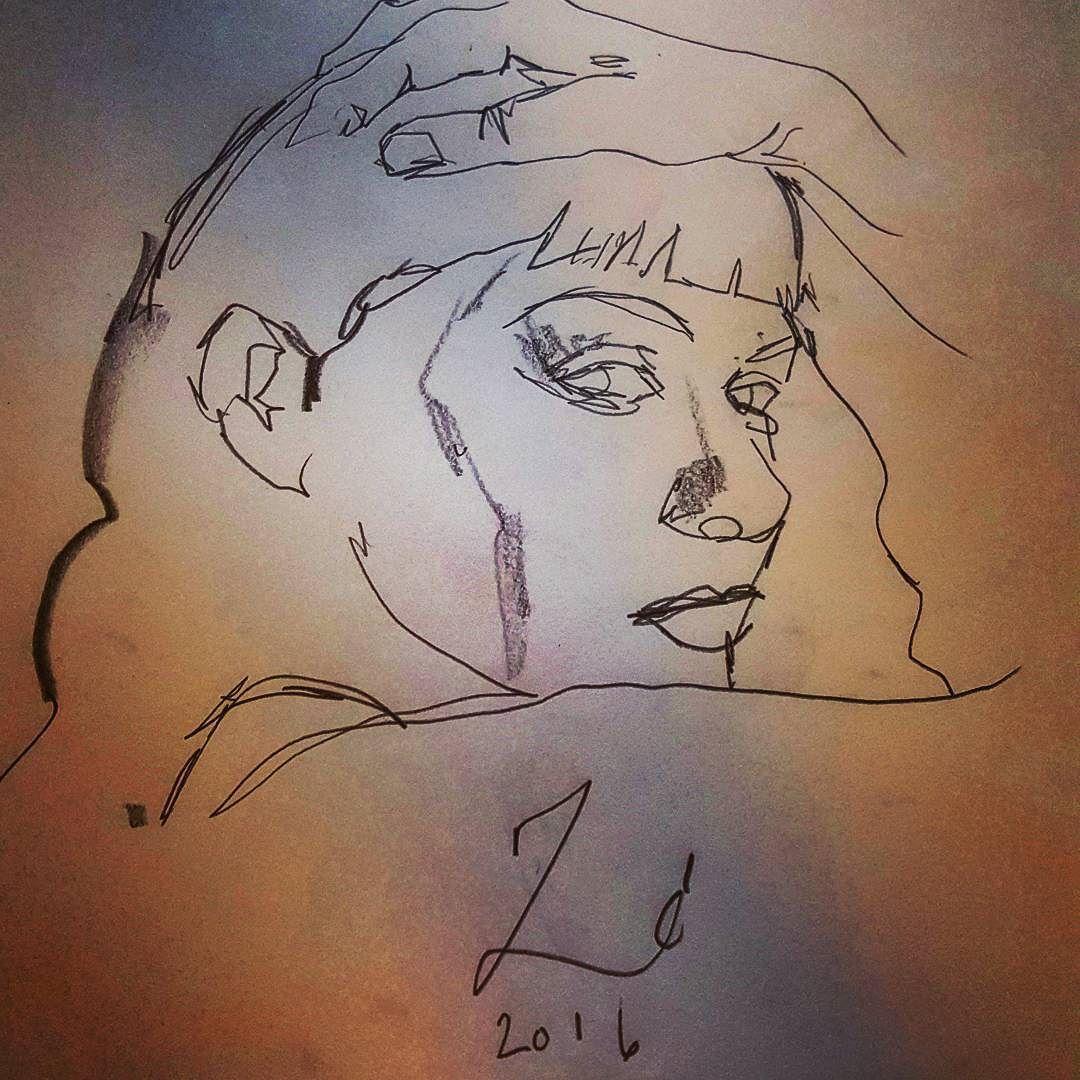 Joseph Arruda On Instagram Sketch Drawing Portrait Of A Reddit User Whose Name Eludes Me Currently Redditartistnet Instagram Posts Instagram Drawings