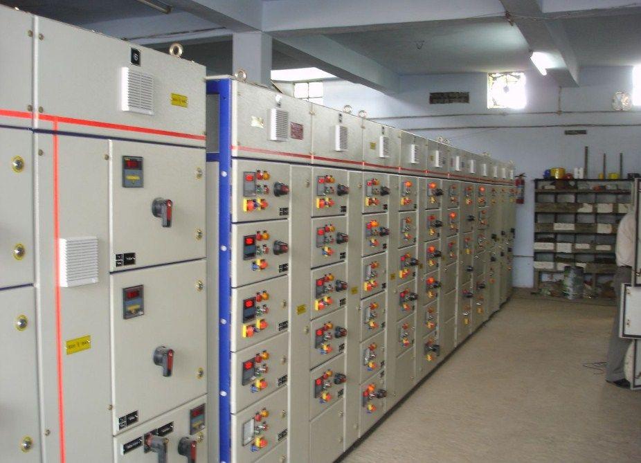 Capacitor Bank Industri