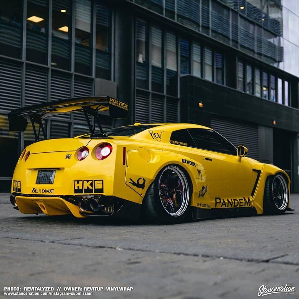 Pin By James Smith On Nissan Gtr Nissan Gtr Nissan Gt R Nissan Gt Nissan gtr yellow sports car wallpaper