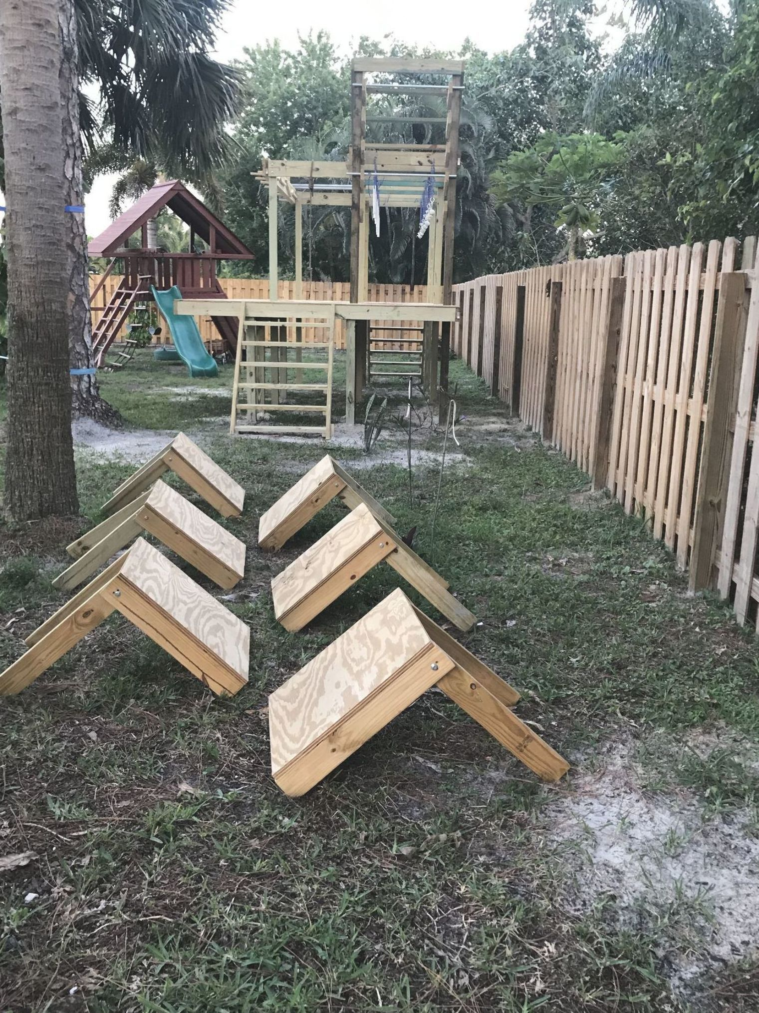 Whether You Are Serious About Becoming The First American Ninja Warrior Or You Would Just Lik Backyard Obstacle Course Ninja Warrior Course Kids Ninja Warrior Backyard diy obstacle course
