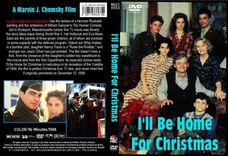 Ill Be Home For Christmas Dvd.I Ll Be Home For Christmas Dvd Hal Holbrook 1988 I Love