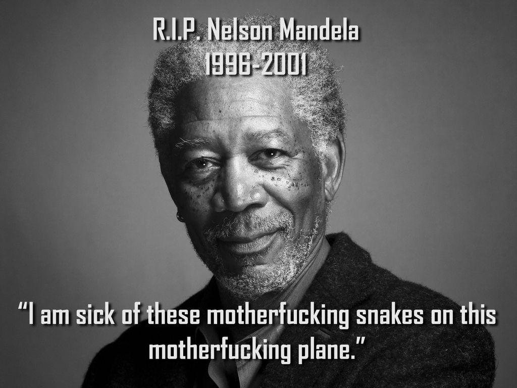 Rip Nelson Mandela Facebook Fun Pinterest Quotes Morgan