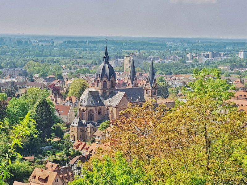 Die schönsten Orte in Hessen - Sehenswürdigkeiten