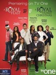 A Royal Feast. A Royal Family Christmas. TV One. Black ...