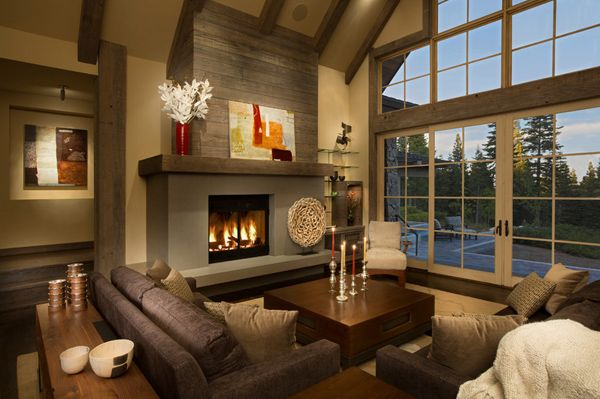 43 Cozy And Warm Color Schemes For Your Living Room  Warm Color Endearing Interior Design Living Room Color Scheme Design Inspiration