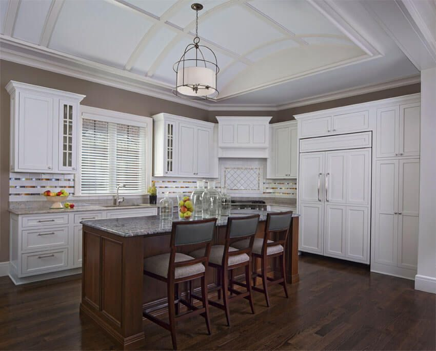 Project Showcase Recently Completed E W Kitchens Glass Cabinet Doors Kitchen Living Room Cabinets