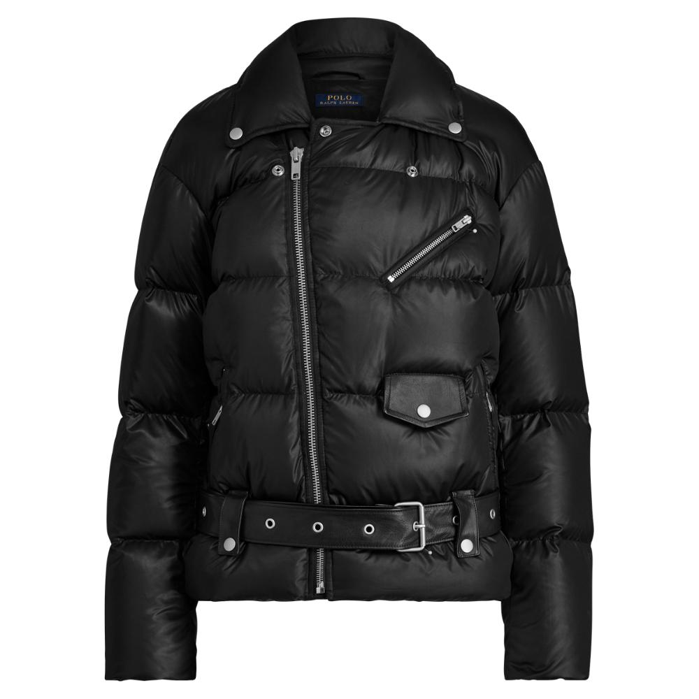 Moto Down Jacket in 2020 Jackets, Down jacket, Outerwear