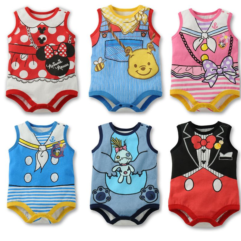26d788b52 Adorable Disney Baby Rompers!- Apparel & Accessories on Aliexpress.com