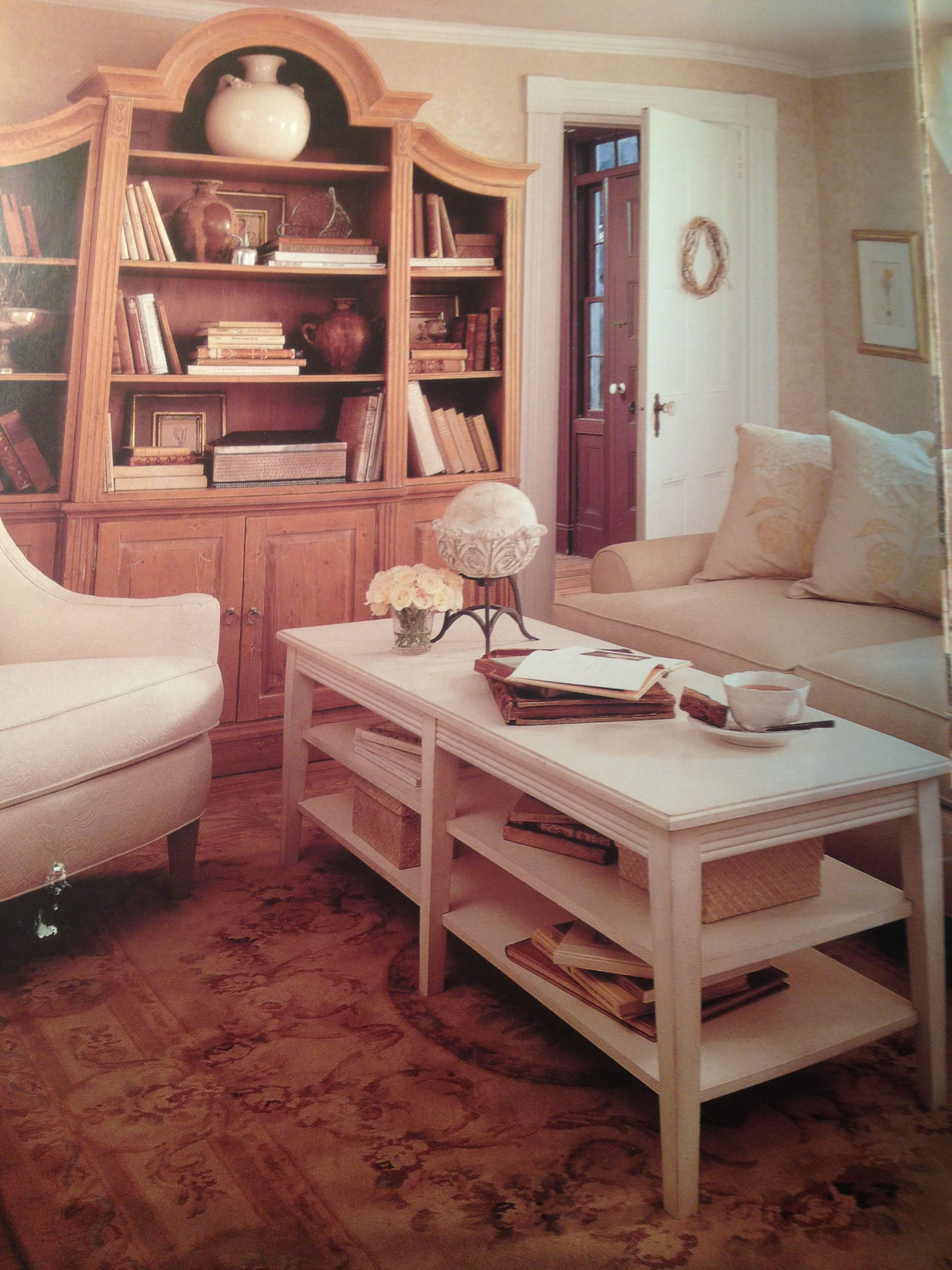 Etonnant Swedish Home By Ethan Allen Library Coffee Table.