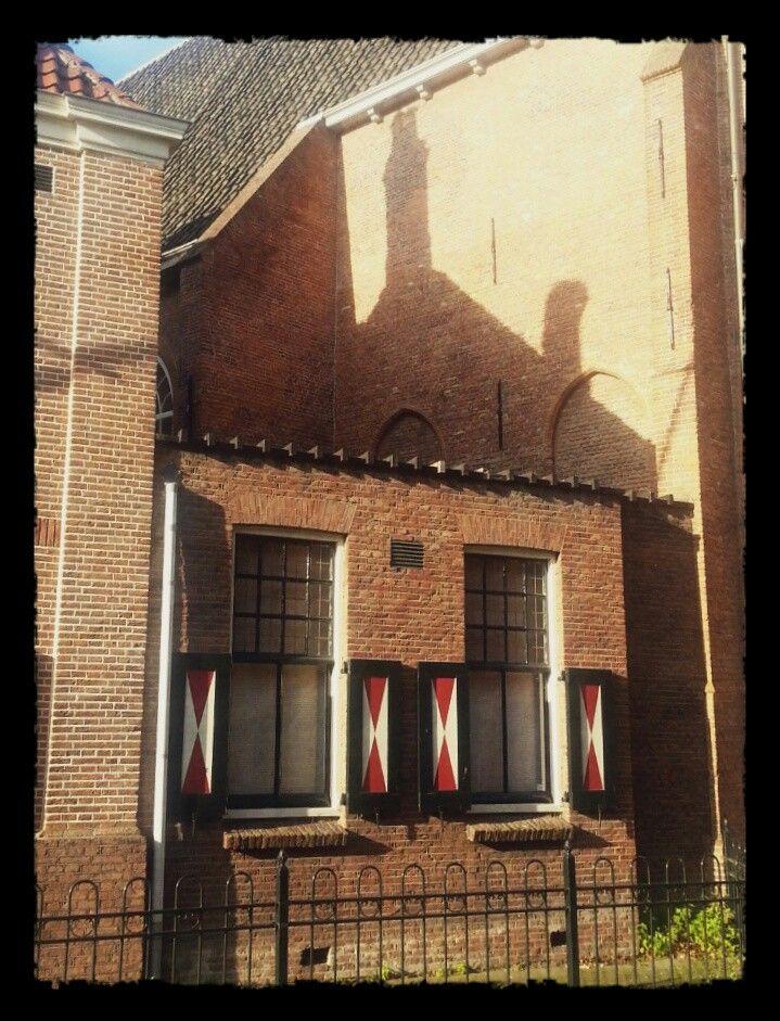 voormalig gemeentehuis #Krommenie