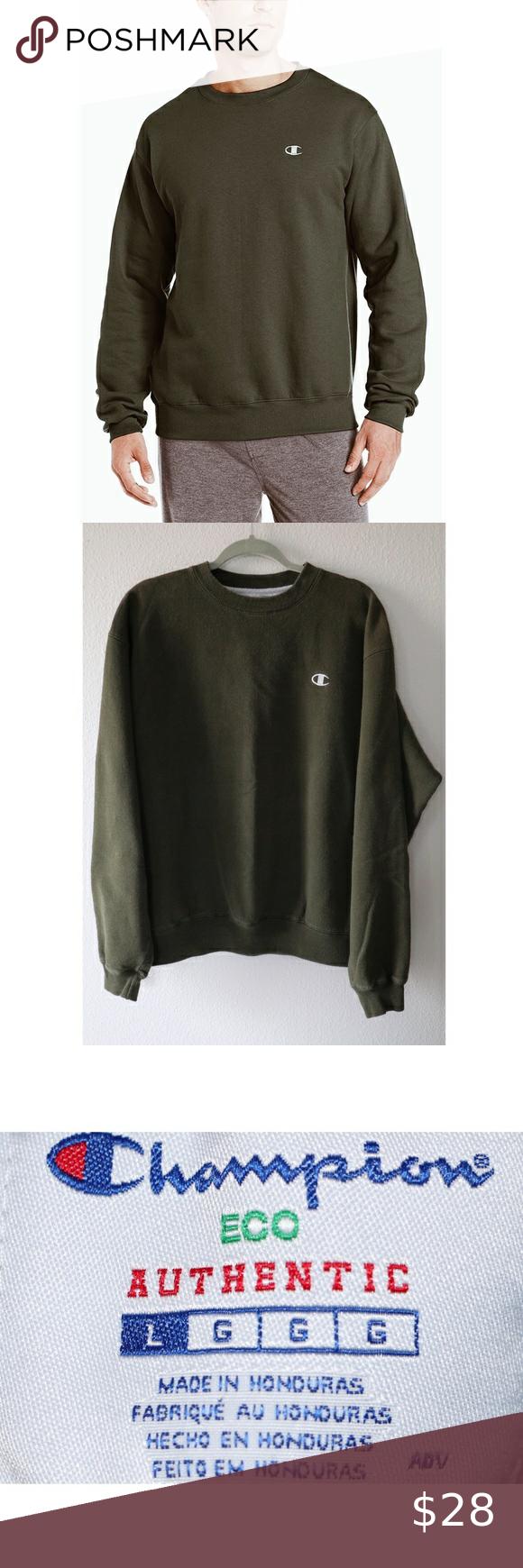 Champion Eco Fleece Pullover Sweater Fleece Pullover Pullover Sweaters Sweaters [ 1740 x 580 Pixel ]