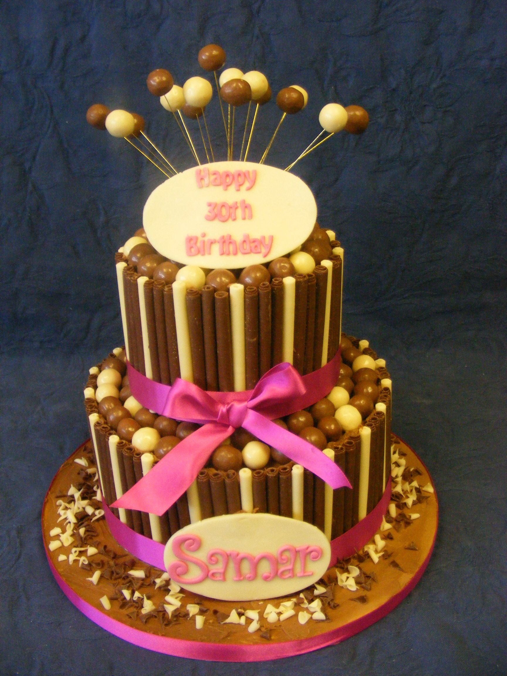 two tier birthday cake near me