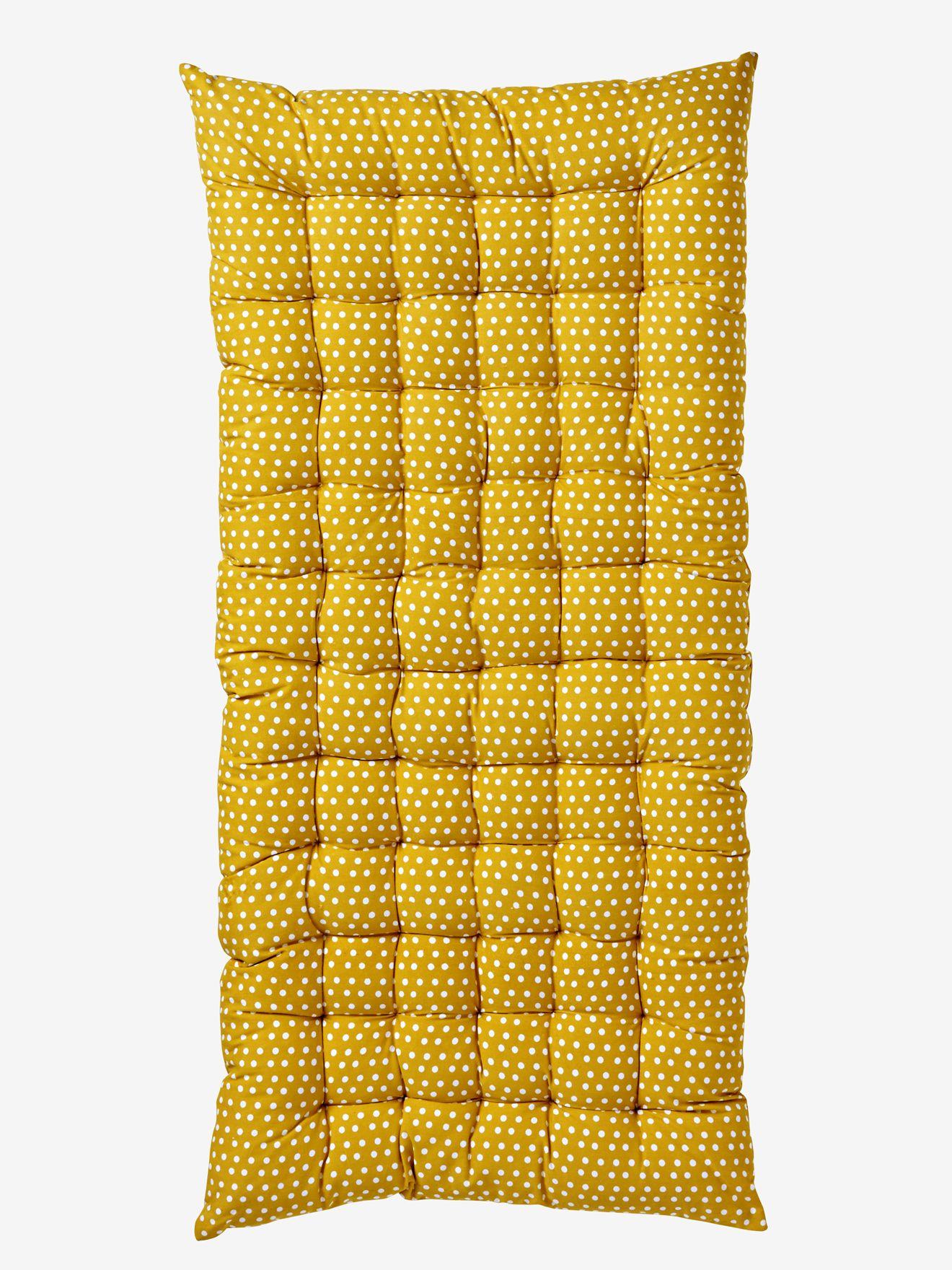 matelas de sol moutarde vertbaudet with bac rangement. Black Bedroom Furniture Sets. Home Design Ideas