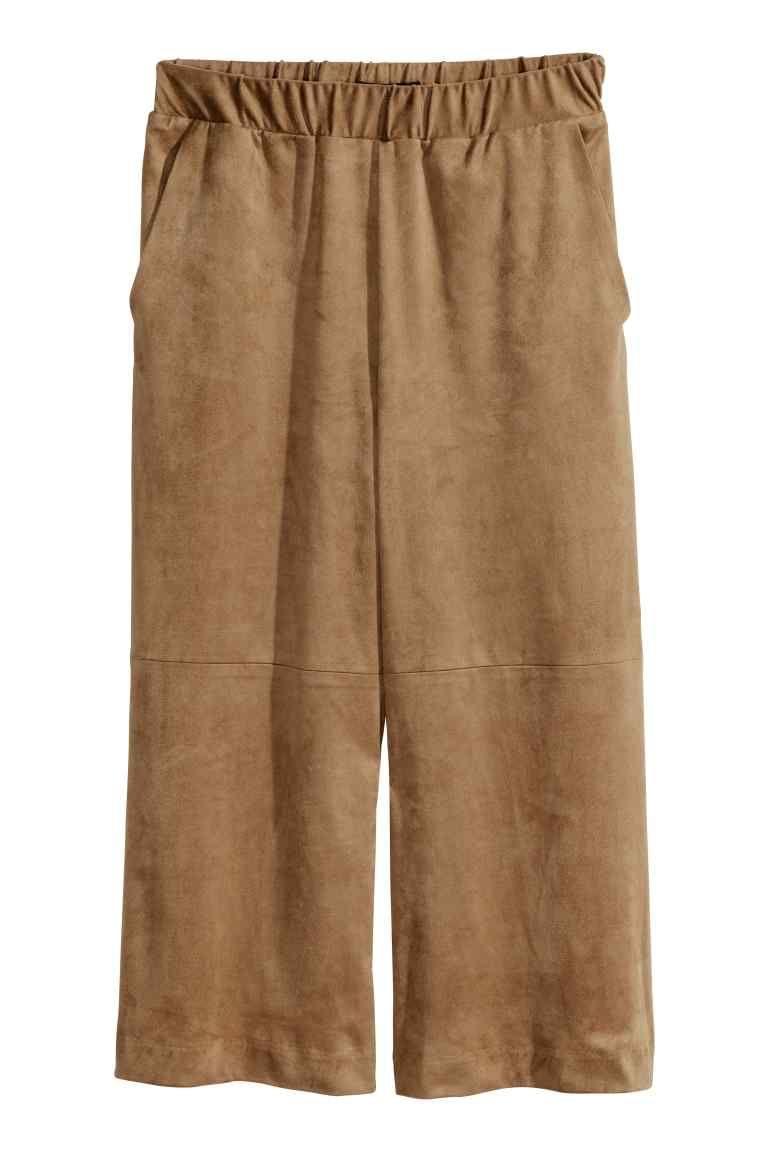 Pantalón de corte amplio | H&M