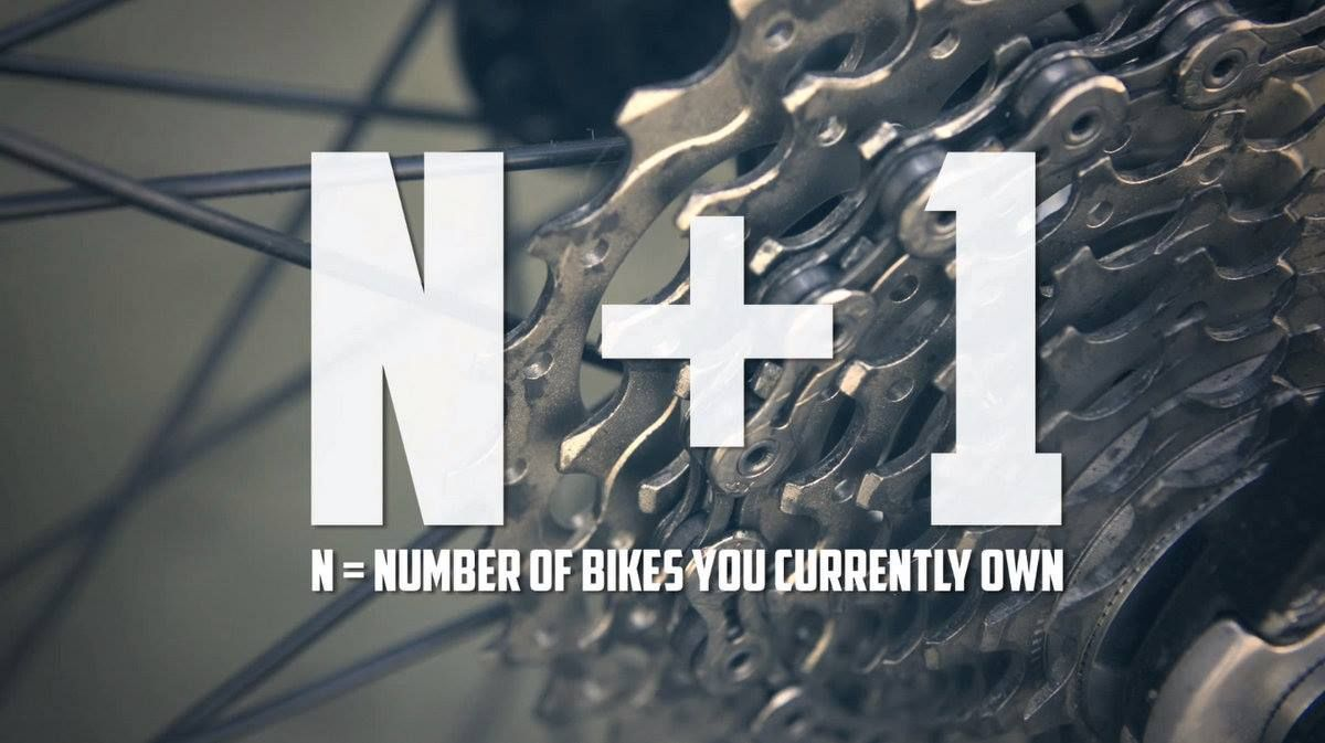 How Many Bikes Should You Own This Is The Bicycle Math Equation