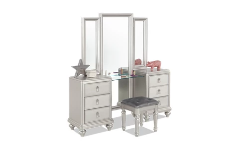 Diva Ii Vanity Set Diva Bedroom Set Vanity Vanity Set