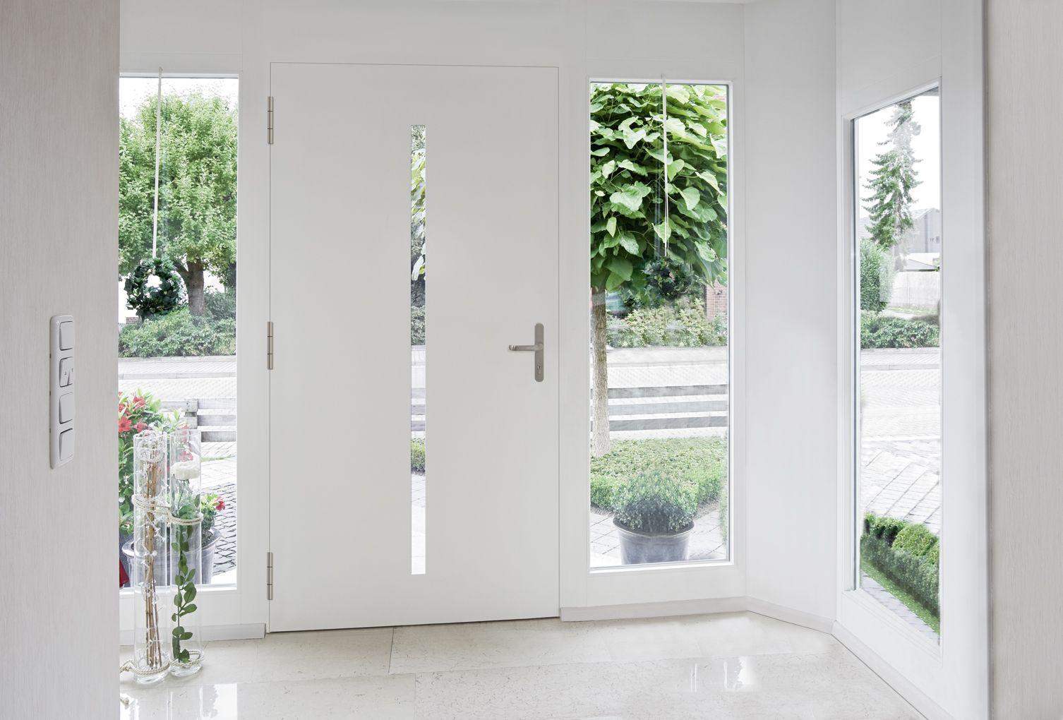 haust r innen wei haust re pinterest haust ren t ren und eingang. Black Bedroom Furniture Sets. Home Design Ideas