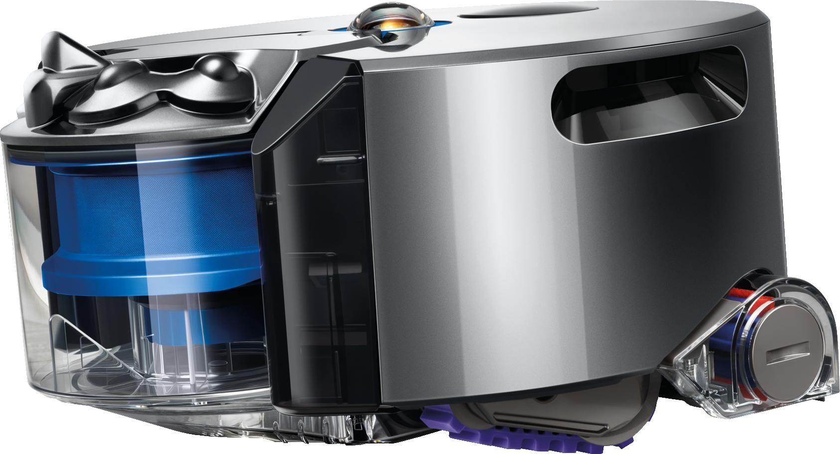 Dyson 360 Eye Vs Neato Xv 21 Vs Irobot Roomba 790 Aspirateur Robotique Robot