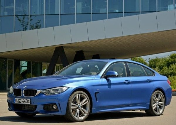 2015 Bmw 428i Gran Coupe M Sport Side 600x426 2015 Bmw 428i Gran