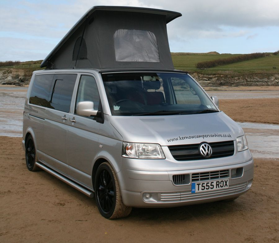 Hire Camper Van: Quality VW Campervan Hire In