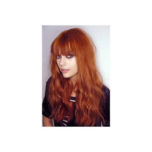 pin jessie villa hair redheads