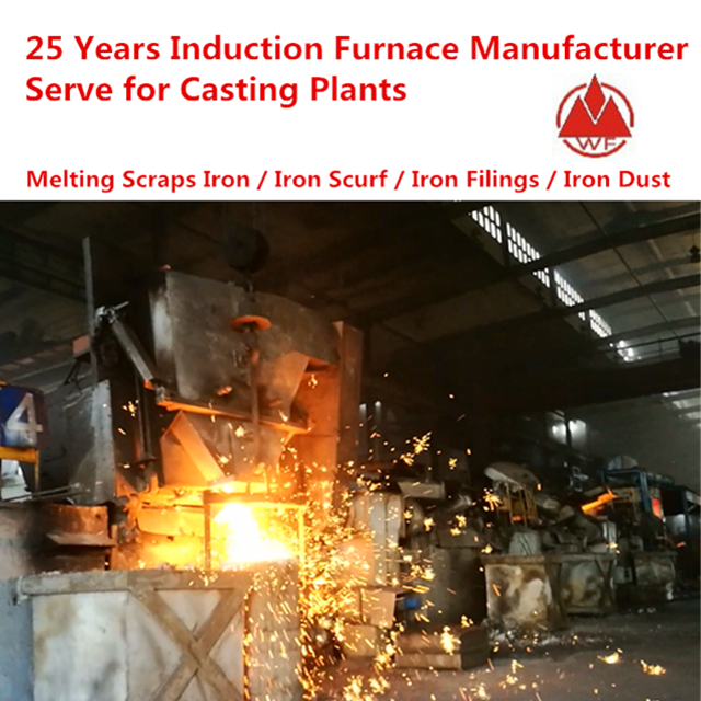 Metal Melting Furnaces Equipment Charles A Hones
