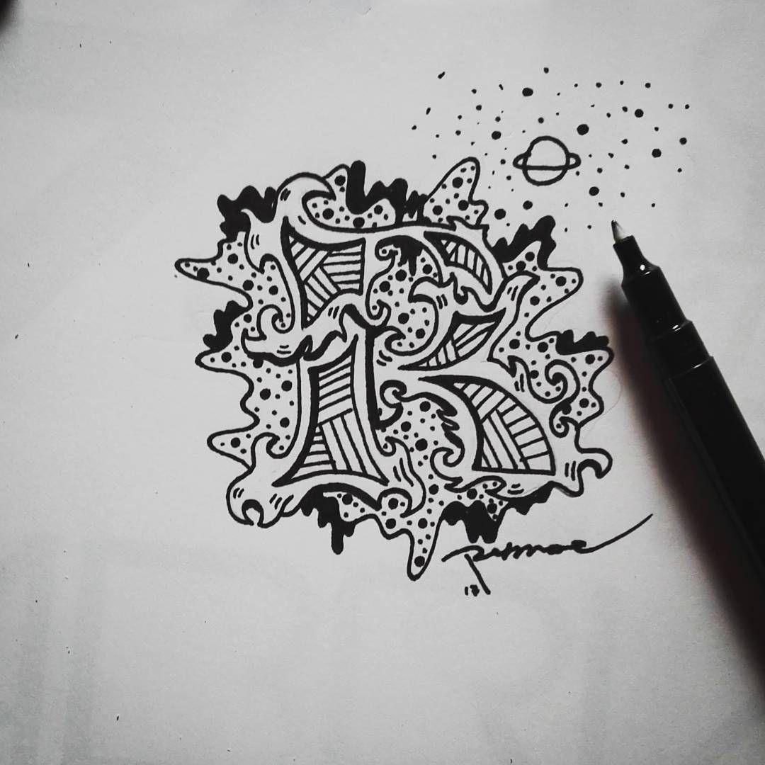 """Mi piace"": 10, commenti: 1 - rimoeee (@rimoe361) su Instagram: ""R #sketch #sketchbook #sketchygraffiti #instagraff #instagraffiti #blackbook #graffitisketch…"""