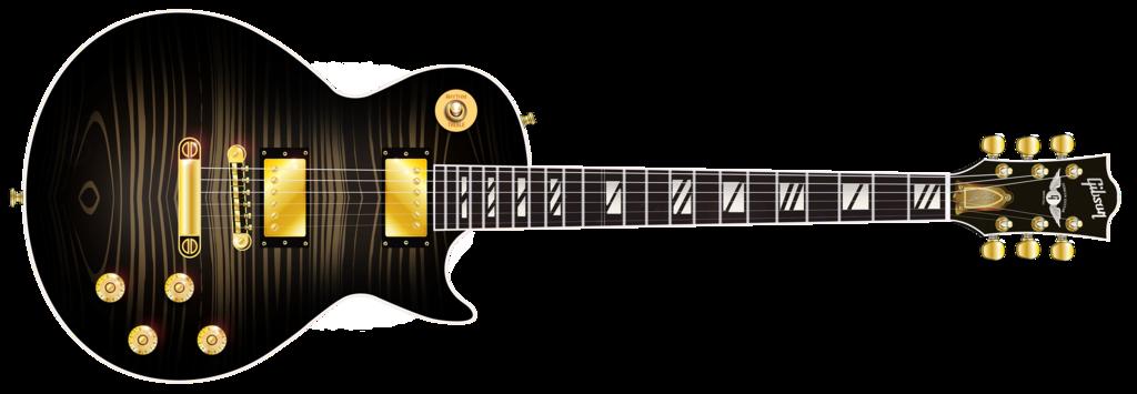 Gibson Les Paul by Darth-M0rtuus