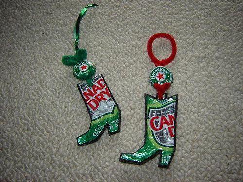 Handmade Christmas Ornaments Image Source Homemade Ornaments