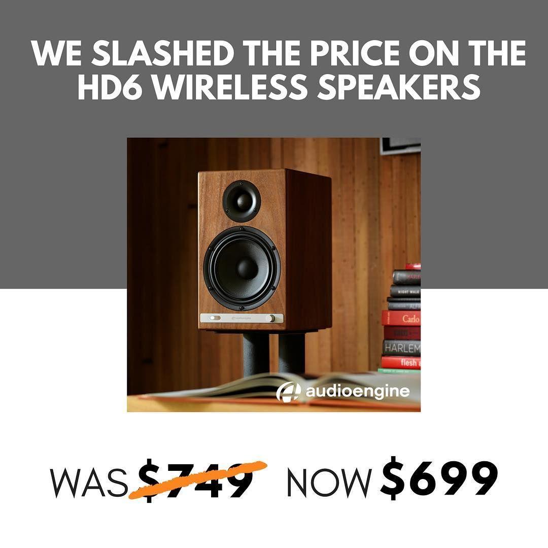 Audioengine HD6 For Cheaper Than Ever Best Bookshelf Speaker Your Home Or Music Room