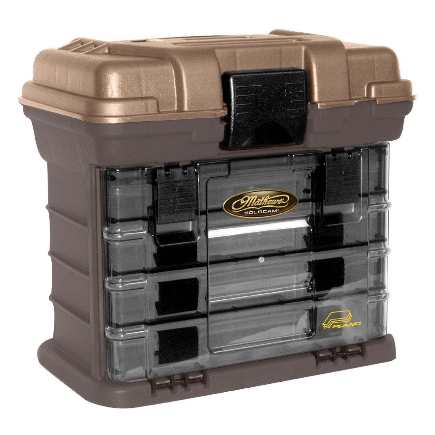 Plano 135430 4 By-3500 Series StowAway System,
