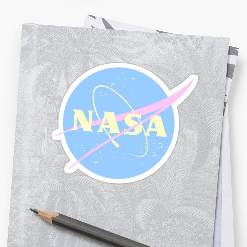 'Pastel NASA ' Sticker by kunstlergeist (With images