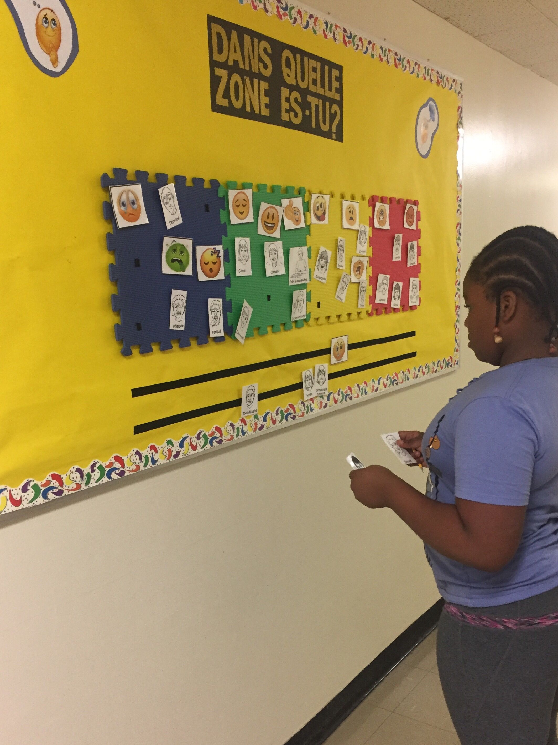Image Result For Zones Of Regulation Interactive Bulletin