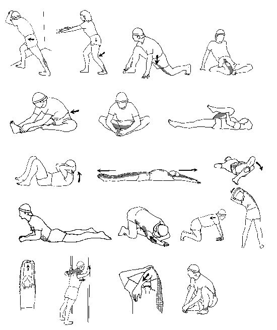 Stretching Exercises To Improve Flexibility