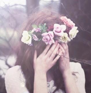 صور طوق ورد2016 اطواق ورد جديدة اطوق ورد للبنات اطواق ورد لأحلى عروس Cherry Blossom Girl Flower Child Flower Crown
