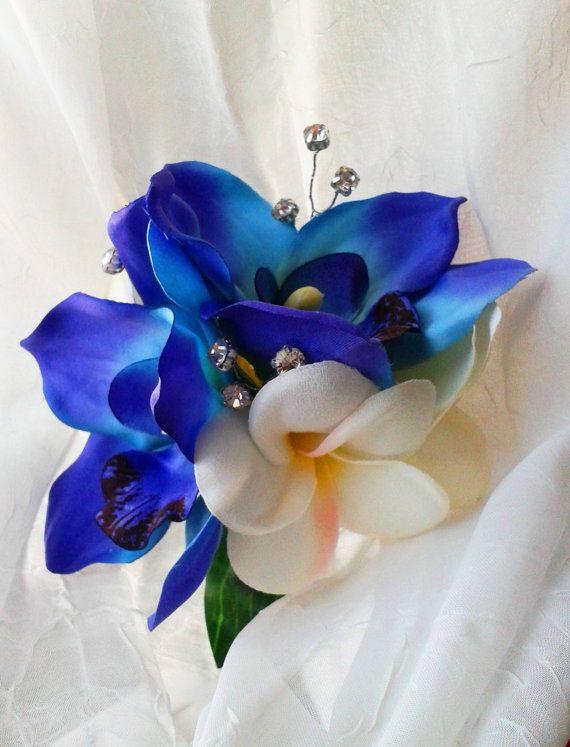 Love This Too Flower Headpiece Wedding Flower Hair Clips Bridal Hair Clip