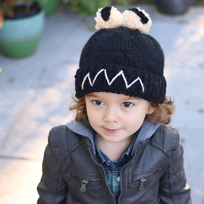 Stella Mccartney Kids Hat Free Knitting Pattern Knit Patterns