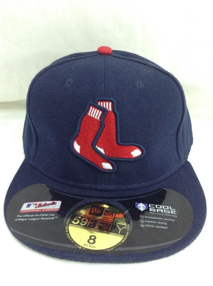 New Era 59Fifty Boston Red Sox