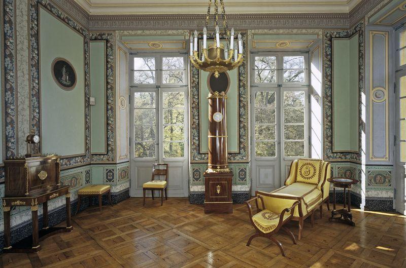 Schloss schlafzimmer ~ Das nordwestliche zimmer in schloss favorite ludwigsburg