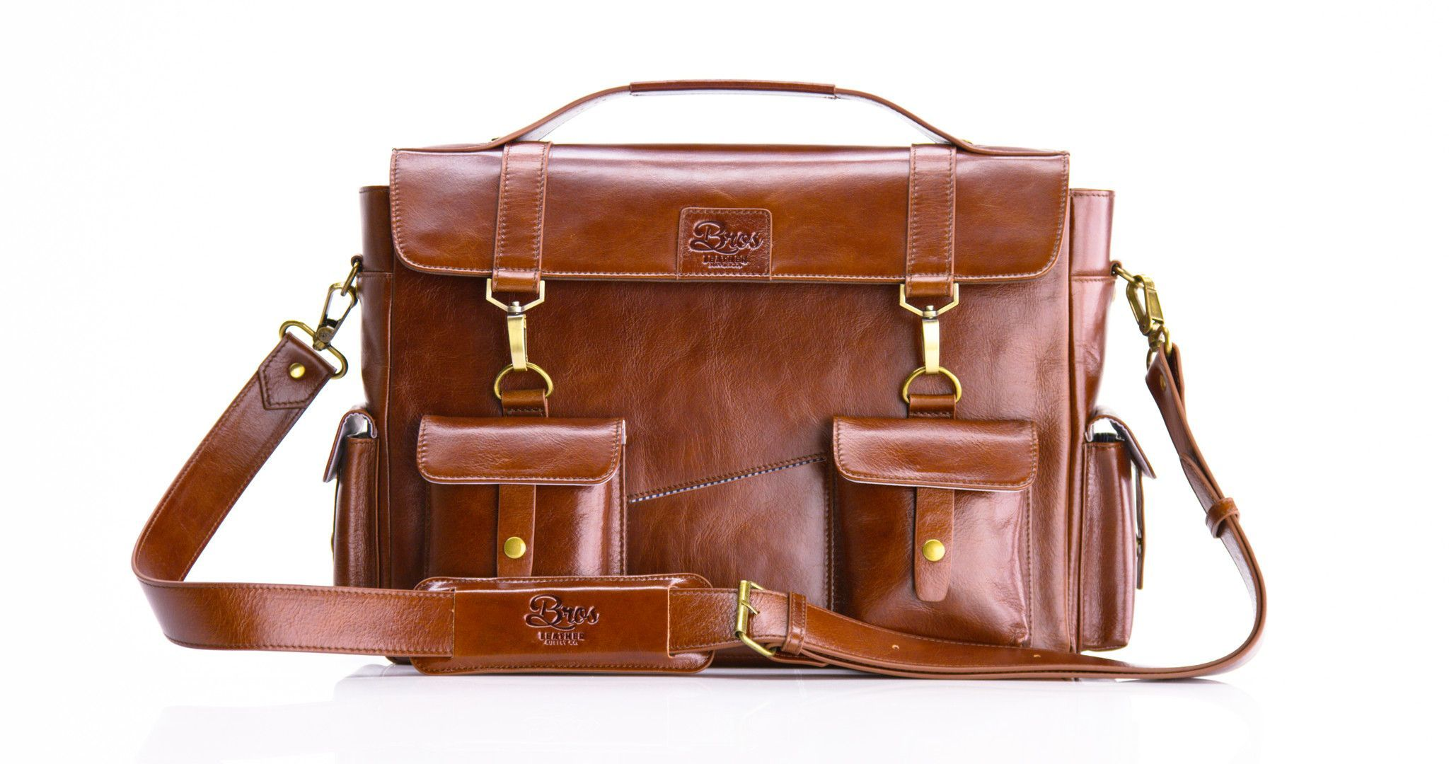 3228be56b2 The Chairman - Handmade   Messenger Bag   Cowhide Leather   Satchel   Carry  On   Briefcase   High Quality   Shoulder Bag   Laptop   iPad   Hip Bag    Travel ...