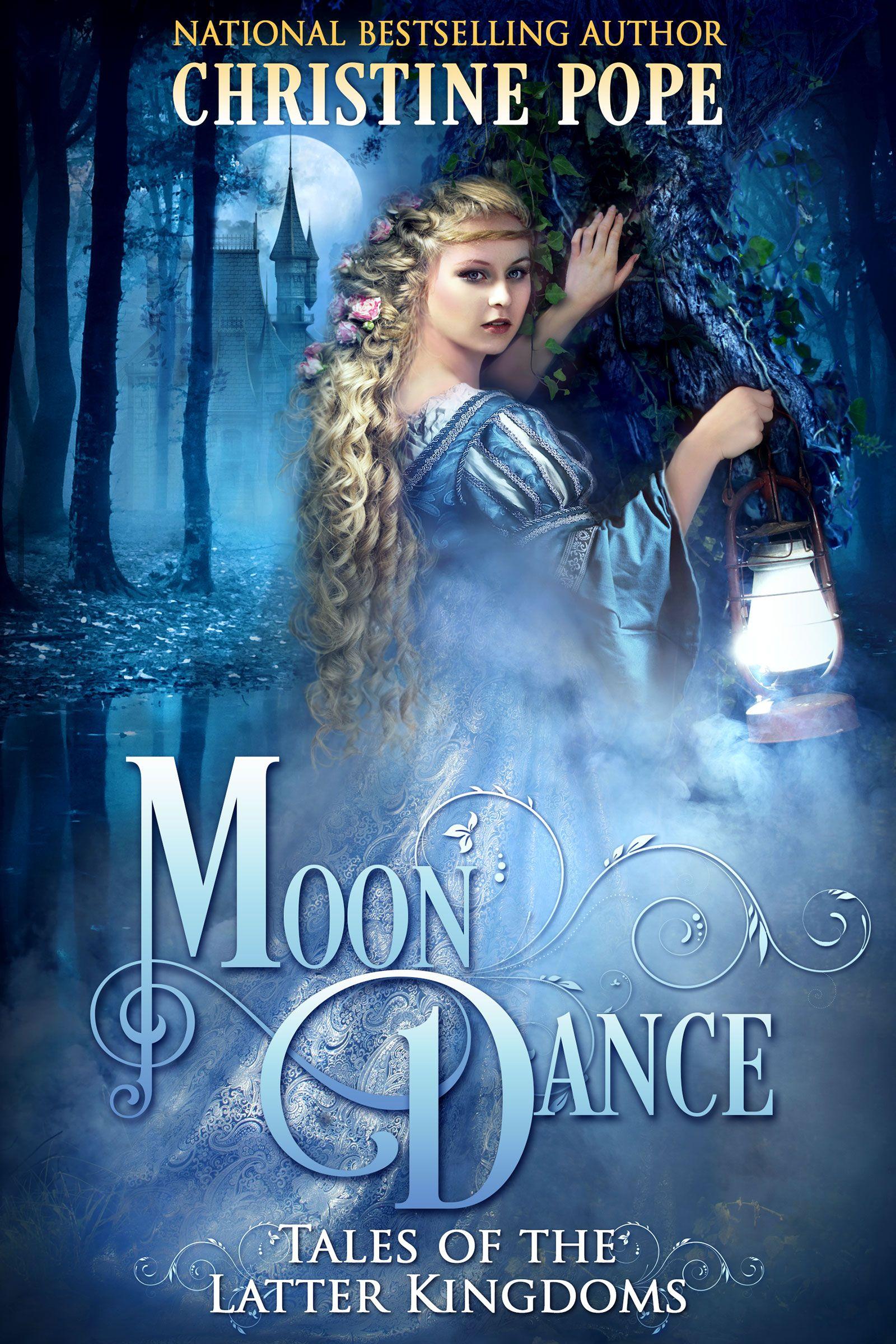 Fantasy romance books moon dance