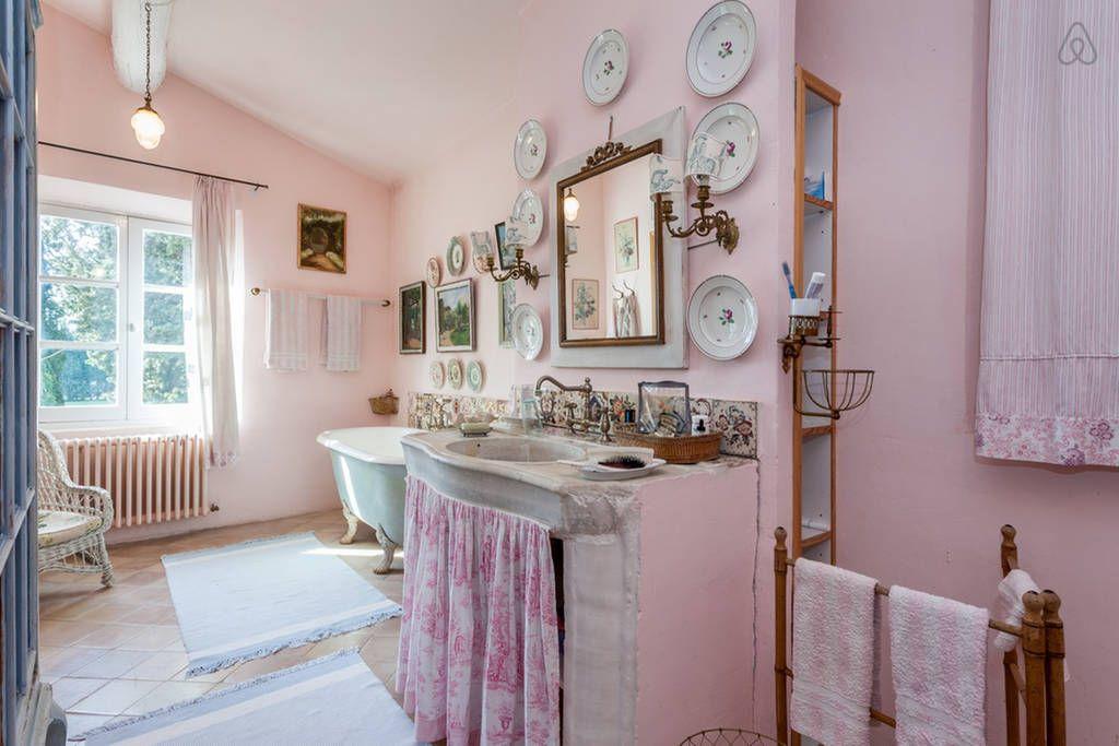 Salle de bain en suite Home decor projects Pinterest Room