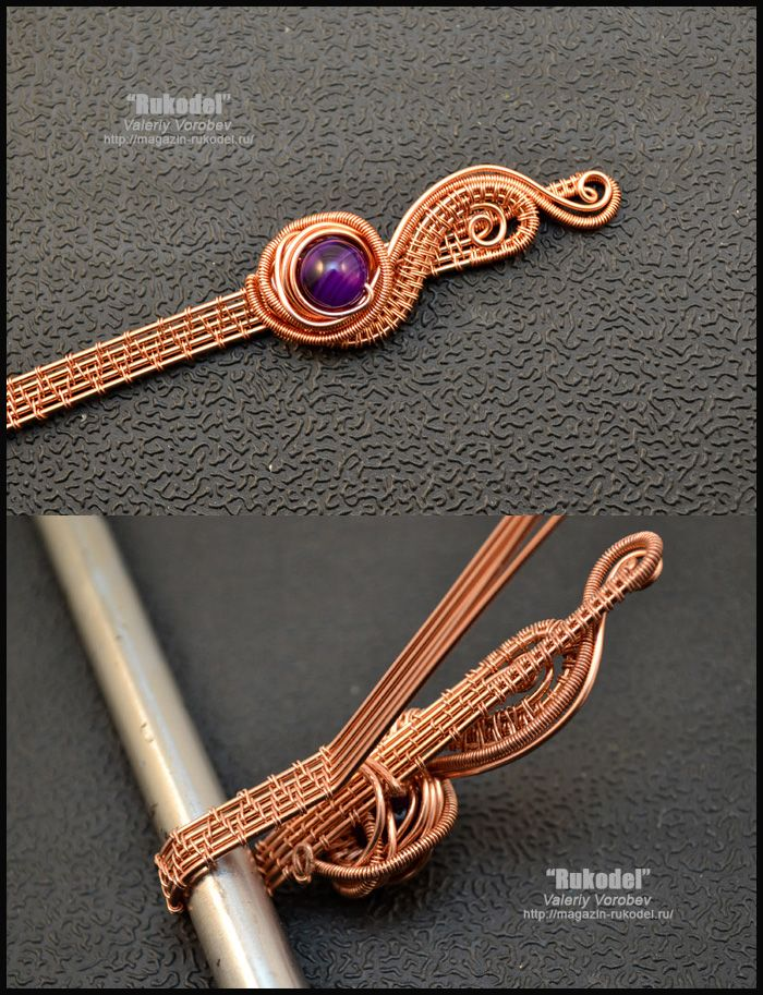 Photo of Wire Wrap Tutorial. Draht umwickelter Anhänger
