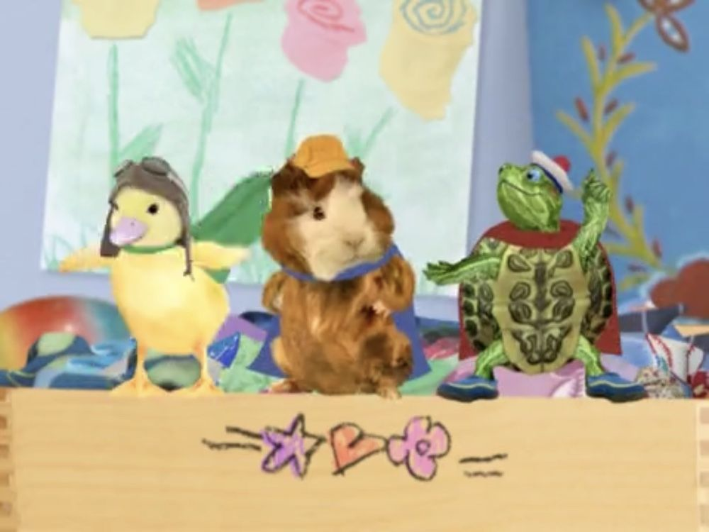 Pin By Patch Rodriguez On Wonder Pets Wonder Pets Pets Nickelodeon