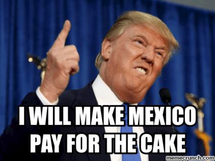 Mexico Birthday Trump Funny Happy Birthday Meme Twins Birthday Quotes Happy Birthday Quotes Funny