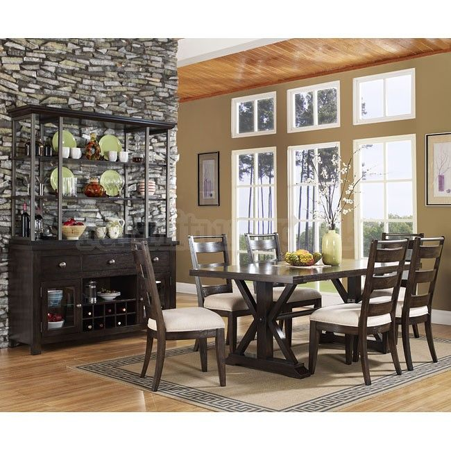 Del Ray Dining Room Set Pulaski Furniture Furniturepick San Mateo Extendable From