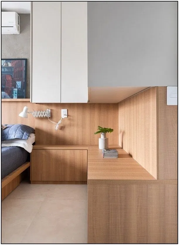 Photo of 158 comfy minimalist bedroom decor ideas small rooms 11 | onnehome.com
