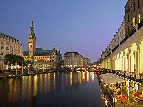 Northe Hamburg hamburg gateway to the the beautiful city in the